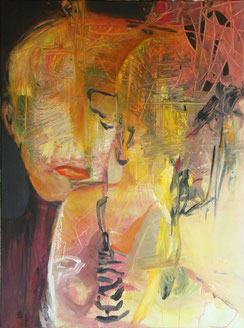 Spiegelung | 2011 | 60 x 80