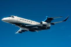 L'Embraer Praetor 600, nouveau challenger du Dassault Falcon 2000