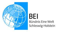 Logo vom Bündnis Eine Welt Schleswig-Holstein