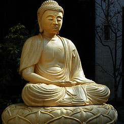 Dhyana-Buddha