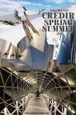 2014 SPRING&SUMMER  - URBAN BLUE OASIS -