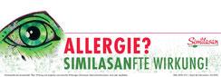 Regalschiene Allergie 2020