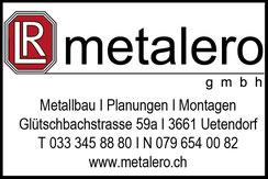 Metalero Metallbau Uetendorf