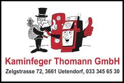 Kaminfeger Thomann GmbH Uttigen