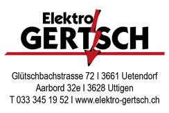 Elektro Gertsch AG Uetendorf