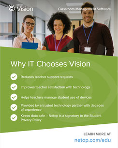 Netop Vision Classroom Management Software - Datasheet