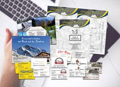 Print Marketing - Sonma | Scheidegger Online Marketing - Ihr KMU-Partner für Webdesign und Social Media