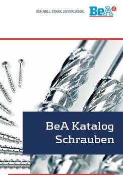 BeA cjelokupni katalog vijaka za krovogradnju i montažne kuće