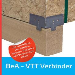 BeA VTT - patentirani okov za sastavljanje sanduka