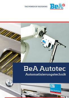 BeA OMS Autotec automatska rješenja sa klamericama i čavlericama