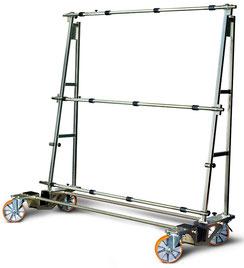 TSL 800 Glastransportwagen bis 800 kg Traglast transportsolution UG