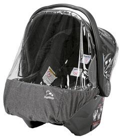 Regenschutz für die Babyschale primo viaggio sl