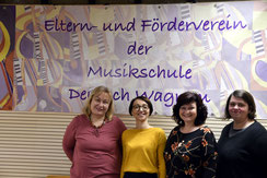 Bufett bei Klavierlehrer-Konzert 19.01.2020