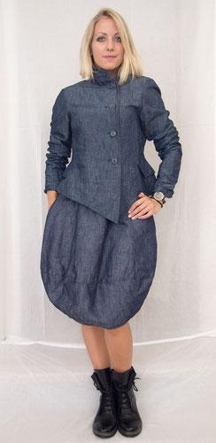 Jacke Lotte Jeans 100% Baumwolle