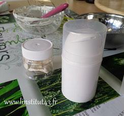 atelier cosmétique au -puy-en-velay