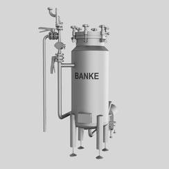 YeastBeast dry yeast dosing dry yeast handling Banke process solutions