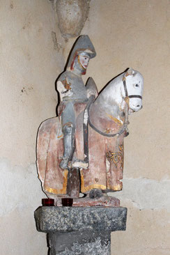 Saint Georges  15e siècle