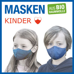Mund- & Nasenmaske für Kinder