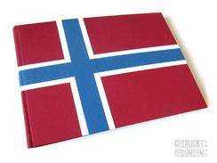 Fotoalbum Norwegen Urlaubsalbum Flagge Norwegen Urlaubsreise Nordkap Urlaubserinnerungen Hurtigruten Memories Norway Skandinavien-Urlaub