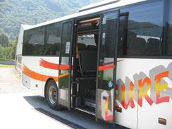 bus pour enfant handicape