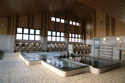 スーパー銭湯 湯友楽 電気風呂・水風呂