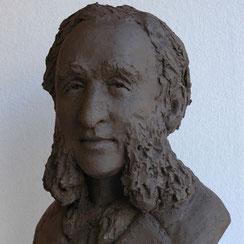 Statue-sculpture-sculpteur-buste-Langloÿs-Ferry