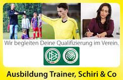 Ausbildung Fußballtrainer, Schiedsrichter
