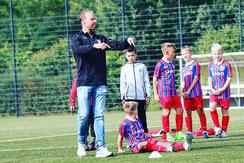 Ausbildung Trainer Fußball Würselen