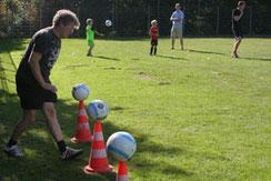 Ausbildung Trainer Fußball Bardenberg