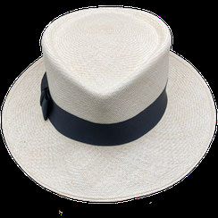Panamá Hat Billy th Kid hand made by master artisan Domingo Carranza.