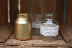 Gläser Vasen Einmachgläser