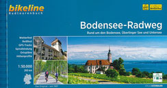 Fietsgids Bikeline Bodensee Radweg
