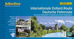 Fietsgids Bikeline Internationale Dollard Route Duitse Veenroute