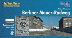 Fietsgids Bikeline Berliner Mauer Radweg
