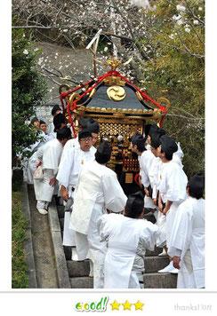 八重垣写真館さん:火正神社例大祭