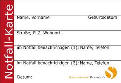 Notfallkarte: www.stadtseniorenrat-bc.de