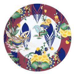Meissen . Meissen Collage Präsentierteller Mystic Garden . €199