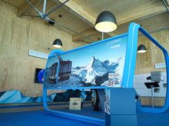 Infopavillon Zermatt Bergbahn