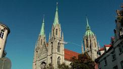Katholische Pfarrkirche St. Paul in München