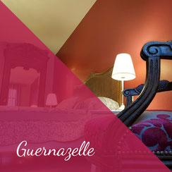 Le Champ du Pré - Chambre d'hôtes Sologne Val de Loire - Notre chambre Guernazelle pour deux
