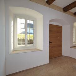 Strebel Holzbau Umbau Altwohnung