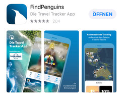 App FindPenguins
