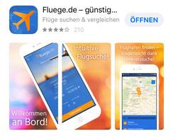 App Fluege.de