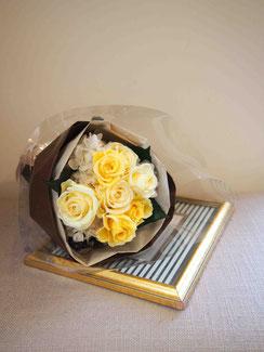 プリザーブドフラワー,花束,ギフト,結婚式の両親花束贈呈,プロポーズ,退職祝い