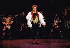 Bruno als Bilbo Beutlin, Schlussapplaus, Berlin