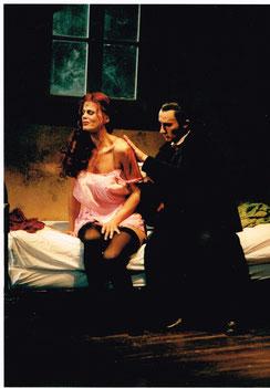 """Bruno als Dr. Jekyll, Lied """"Freundlichkeit, Zärtlichkeit"""", Theater an der Wien"""