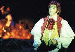"""Bruno als Bilbo Beutlin, Lied """"Dieb in der Nacht"""", Berlin"""