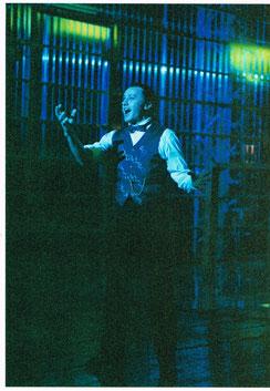 """Bruno als Dr. Jekyll, Lied """"Dies ist die Stunde"""", Theater an der Wien"""