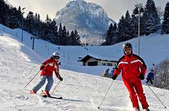 Skigebiet Hocheck Oberaudorf