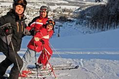 Skigebiet und Skischulen Hocheck Oberaudorf